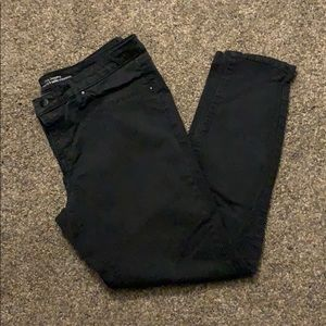 Mossimo Black Jeggings
